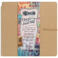 Εικόνα του Dylusions Creative Square Journal - Manila