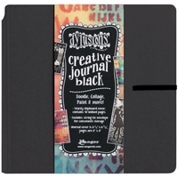 Εικόνα του Dylusions Creative Square Journal - Black