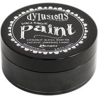 Εικόνα του Dylusions Paint - Black Marble