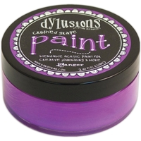 Picture of Dylusions Paint - Crushed Grape