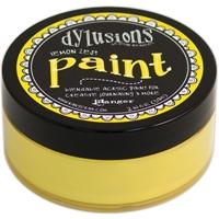Picture of Dylusions Paint - Lemon Zest