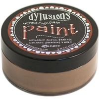 Εικόνα του Dylusions Paint - Melted Chocolate