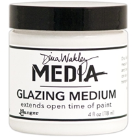 Picture of Dina Wakley Media Glazing Medium - 4oz