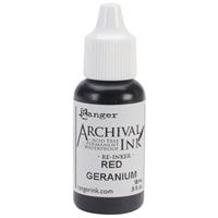 Εικόνα του Ανταλλακτικό Μελάνι Archival Red Geranium