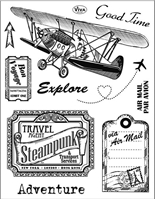 Picture of Silicon Stamp Set - Adventure