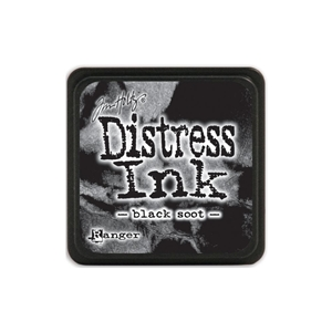 Picture of Μελάνι Distress Ink Mini Black Soot