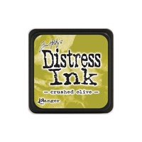 Picture of Distress Ink Mini Crushed Olive