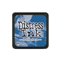 Picture of Distress Ink Mini Faded Jeans