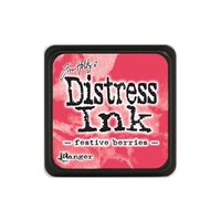 Εικόνα του Μελάνι Distress Ink Mini Festive Berries