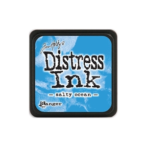 Picture of Μελάνι Distress Ink Mini Salty Ocean