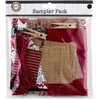 Εικόνα του Ephemera Sampler Pack - Red