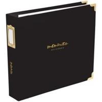 """Εικόνα του Project Life Printed Chipboard D-Ring Album 12""""X12"""" Moments Recorded"""