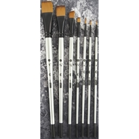 Εικόνα του Finnabair Art Basics Brush Set 7/Pkg