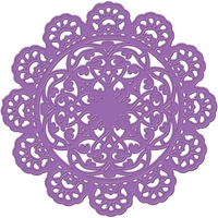 Εικόνα του Purple Metal Die - Parisian Lace