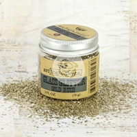 Picture of Finnabair Art Ingredients Glass Glitter - Gold Rush