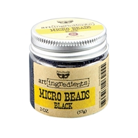 Εικόνα του Finnabair Art Ingredients Micro Beads - Black