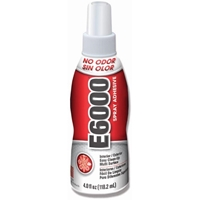 Picture of E6000 Spray Adhesive: Clear