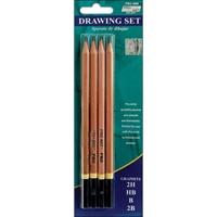 Εικόνα του Pro Art - Drawing Pencil Set - Μολύβια Σχεδίου