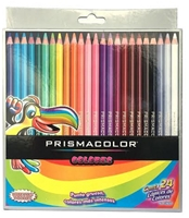 Εικόνα του Prismacolor Colored Pencils - Set of 24