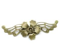 Εικόνα του Filigree Flower Wing - Bronze