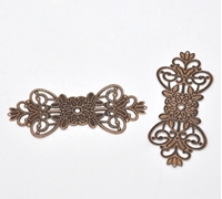 Εικόνα του Filigree Flower Home - Copper
