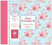 Picture of Grace Taylor Scrapbook Album - Floral Pavilion