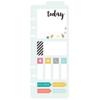 Picture of Carpe Diem Sticky Notes Bookmark