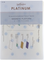 Picture of Spellbinders Platinum Magnetic Platform