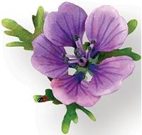 Εικόνα του Μήτρες Κοπής Thinlits - Flower, Hardy Geranium