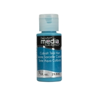 Εικόνα του Ακρυλικά DecoArt Media Fluid Acrylics - Cobalt Teal Hue