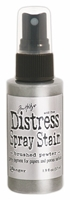 Εικόνα του Distress Stain Spray Ink - Brushed Pewter