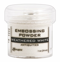 Picture of Embossing Powder - Weathered White