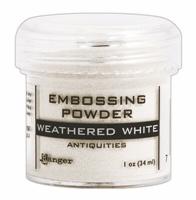 Εικόνα του Embossing Powder - Weathered White