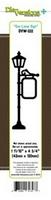 Εικόνα του Steel Die Whispers - Gas Lamp Sign