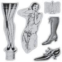 Picture of Cling Stamps - Desires