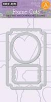 Εικόνα του Μήτρες Κοπής Frame Cuts - Ticket Frame