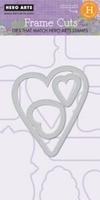 Εικόνα του Μήτρες Κοπής Frame Cuts - Heart Frame