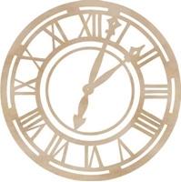 Εικόνα του Flourish Pack - Roman Clock Face