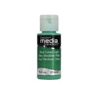Εικόνα του Ακρυλικά DecoArt Media Fluid Acrylics - Blue Green Light