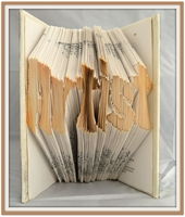 Picture of Book Folding Pattern - Artist