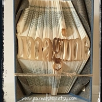 Picture of Book Folding Pattern - Imagine