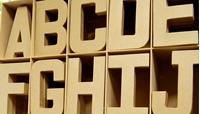 Εικόνα του 3D Γράμματα 10cm