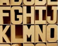 Εικόνα του 3D Γράμματα 20.5cm
