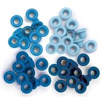 Εικόνα του We R Memory Keepers Eyelets Standard - Μπλε