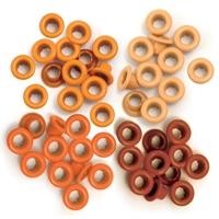 Εικόνα του We R Memory Keepers Eyelets Standard - Πορτοκαλί