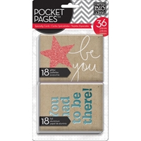 Picture of Pocket Pages Specialty Cards 36/Pkg - This Is My Life