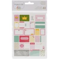 Εικόνα του Project Life Themed Cards - Princess