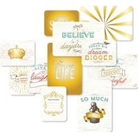 Εικόνα του Project Life Specialty Foil Card Pack - Adventure
