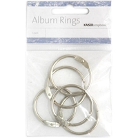 Picture of Binding Rings - Silver