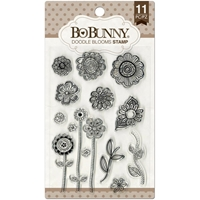 Picture of BoBunny Stamps - Doodle Blooms